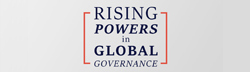 Rising Powers in Global Governance